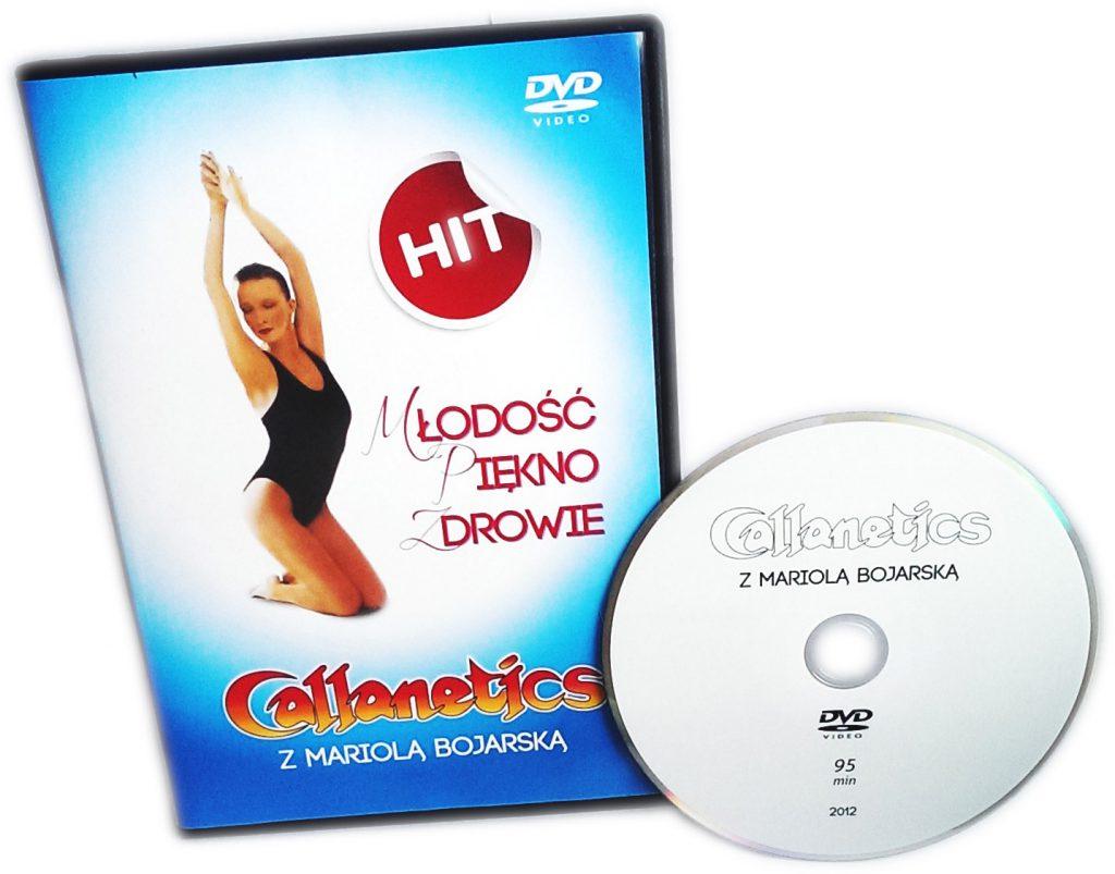 Callanetics z Mariolą Bojarską DVD