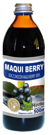 Sok z Maqui