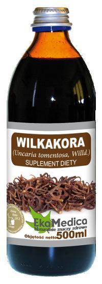 Sok z Wilkakory